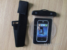 PVC waterproof phone pouch military equipment for mobile