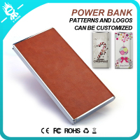 new hot customized smart charger rohs battery mobile power bank for phone