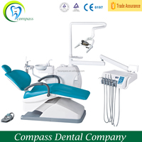 New model Dental chair,European standard dental unit,Dental chair with CE certificate