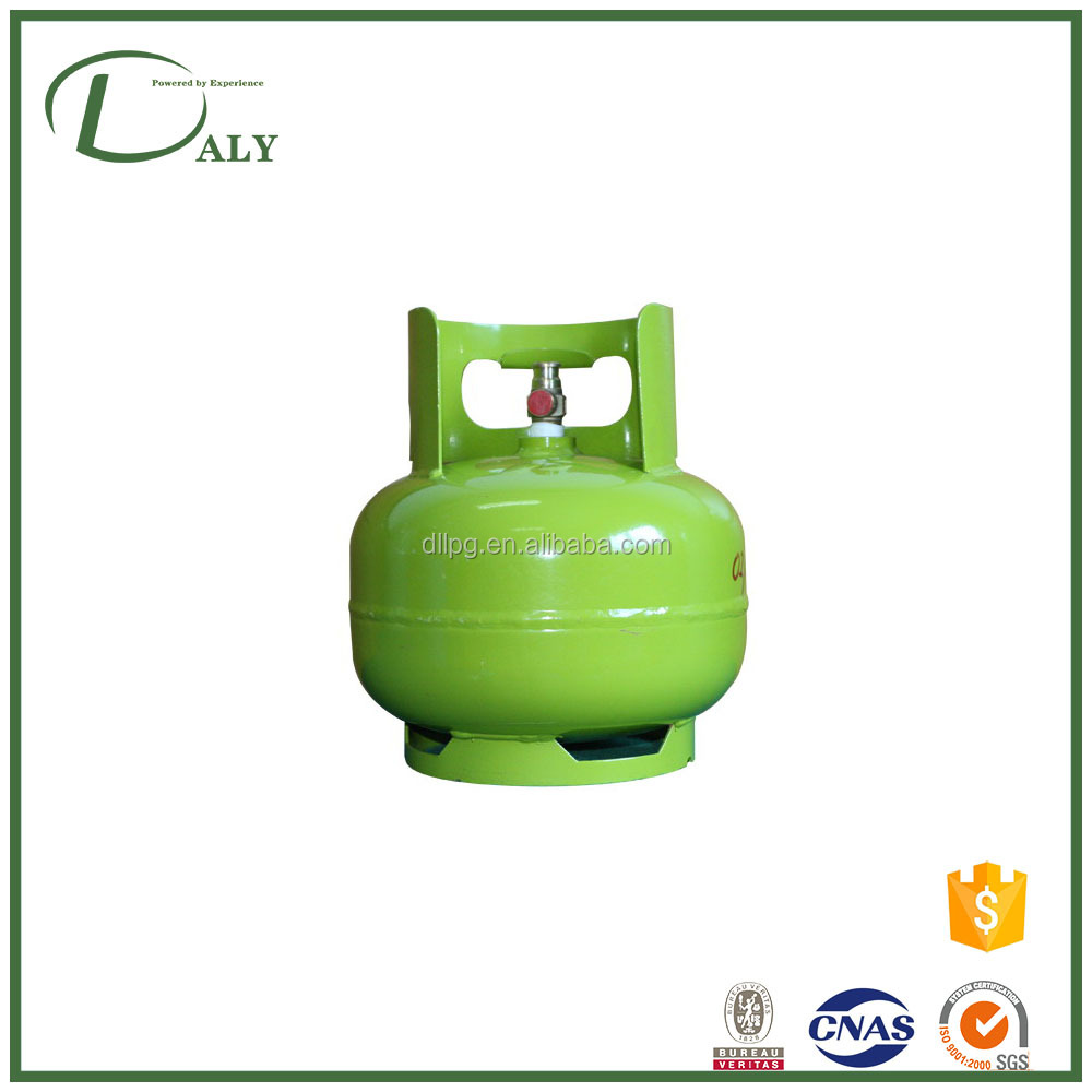 Hot Sale High Quality Different Types of 3kg LPG Cylinder/Gas Bottles
