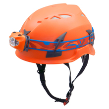 Factory Supply Qualified PPE Safety Industrial Bump Cap With LED Lights