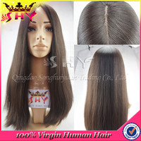 wholesale price silk top full lace wigs transparent lace