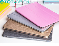 TOTU Newest Design Shock proof Metalic leather tablet case for ipad mini 4 case