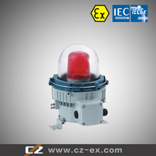 High Power Gas Statioinled Explosion Proof LED 10W Warning Light