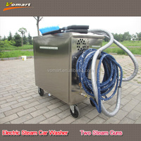 dry and wet steam car wash machine price/vapor portable car wash equipment