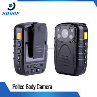 Motion detection 16MP wireless remote control law enforcement cams