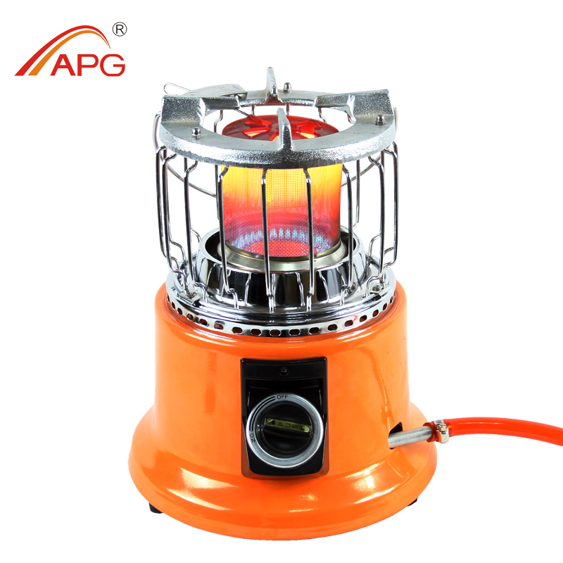 Best 2 in 1 Natural Indoor Portable Gas Infrared Heater