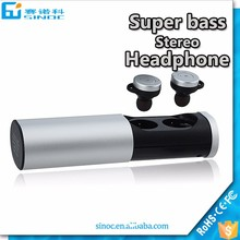 Wholesale Mini Bluetooth Wireless Invisible Headphone Smallest Earphones Earbuds headset