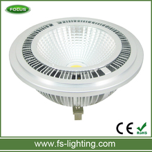 Dimmable GU10 G53 LED Lamp AR111 12W 220V Warm White