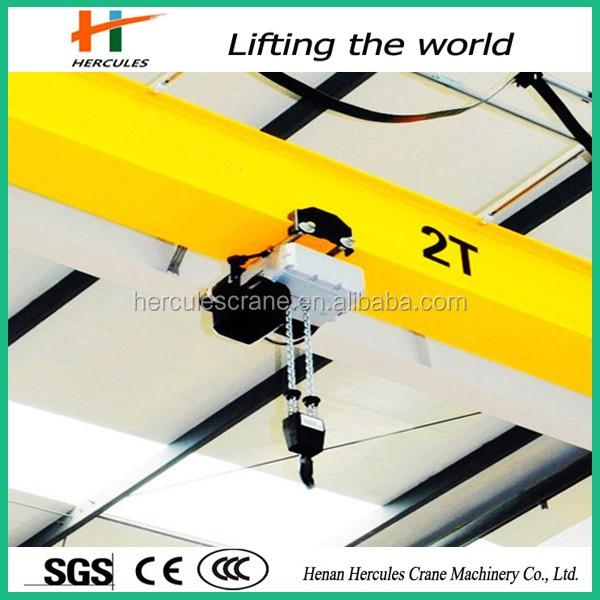 Overhead Crane 500kg : Electric automatic bridge crane with hoist buy overhead