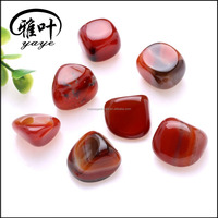 Wholesale Gemstone Carnelian Tumbled Stone for Promotion Gifts