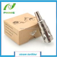 Infinite 2014 new ecig product genius design clone rebuildable Steam turbine atomizer