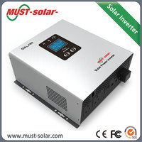 Combined with 30A PWM Charge Controller Off Grid Pure Sine Wave Sinus 600w Inverter