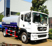 cheap used for road or garden water tank truck for sale
