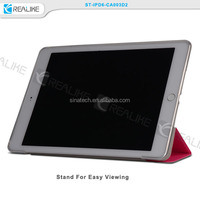 hot selling viewing stand case leather for apple ipad air 2 32gb
