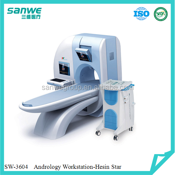 Sanwe SW-3501 Male Erectile Dysfunction Therapeutic Apparatus with CE(Small Dolphin)