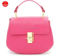2015 Hot new summer female pig leather embossed mini handbag / MINI Handbag