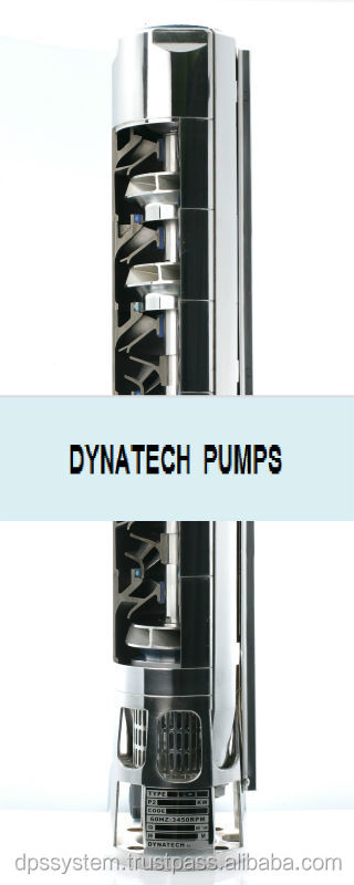 Deep Well Pumps/ Casted Stainless Steel Pumps/ DT Series