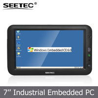 7 inch touchscreen monitor pc with high resolution wifi battery optional small tablet