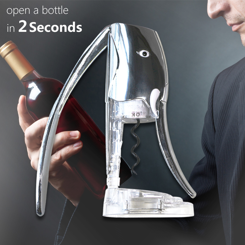 Hot new unique product wine corkscrew opener