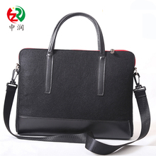 Alibaba New Design Free Sample 15 inches men business travel felt laptop bag