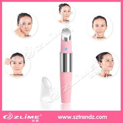 Mini thermal energy ion magic wand, eye serum pen, eye serum applicator