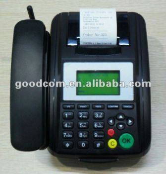GSM airtime charger voucher printer ,charger for mobile phone,electric,water,gas,etc.