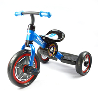 Good price metal 10 inch three wheel bicycle for kid