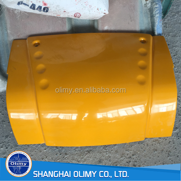 Custom fiberglass cover for machine, frp cover