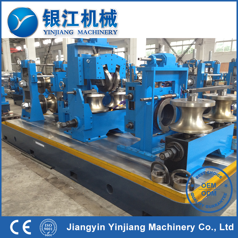 Automatic Mill Test Certification Steel Pipe Making Machine