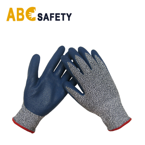 ABC SAFETY Tool product promotion nitrile industrial glove