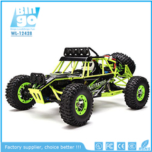 Bingo Amazon HOT WLTOYS NEW 12428! 1:12 Scale Crawler High Speed RC Car With LED Light