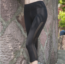 New Arrival Sexy Solid Black Neon Women Summer Leggings High Stretched Jeggings Fitness Clothing Ballet Cropped Trousers