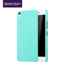 SEVEN-DAY'S Hard Blue PC Mobile Phone Cover Case For Lenovo S8