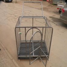 Hot Sale Factory Price Best Quality Square Tubing low-alloy steel Dog Cage
