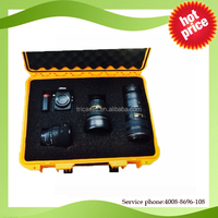 ShangHai OEM/ODM camera shockproof photographic equipment hard plstic cases