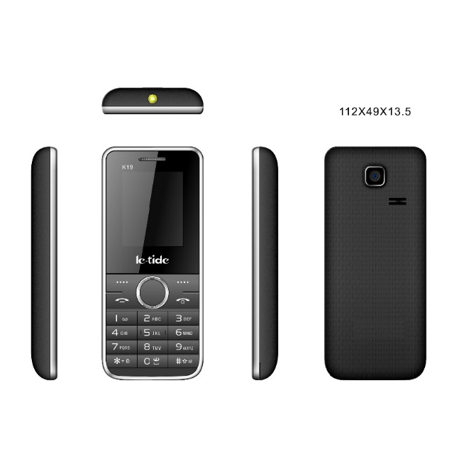 1.8 inch Cheap world use feature phone With MTK chipset