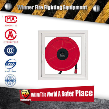 Fire hose reel box fire hydrant cabinet for fire fighting