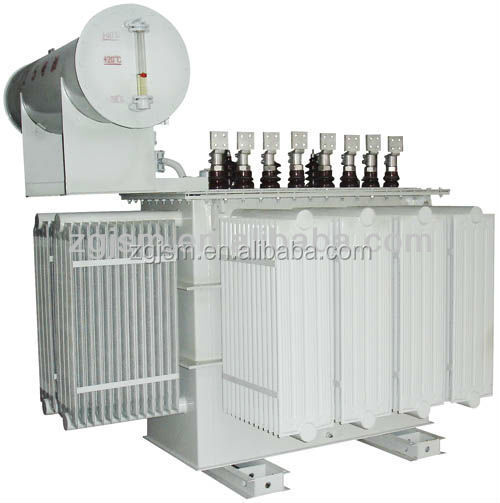 33/11KV 3150KVA Oil Immersed Power Transformer