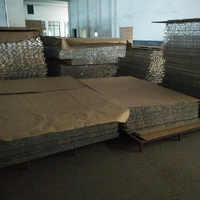 High quality manufactured home wall panels Aluminum honeycomb core