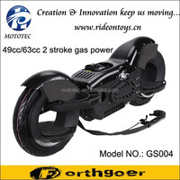 2015 Yongkang Mototec scooter with the gasoline engine 12 Inch Tubless Tire
