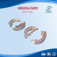 High quality Auto Parts CHERY A11 A11-3502170 REAR BRAKE SHOE