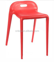 plastic pp Yuyu stool /chair designed by Stefano Giovannoni