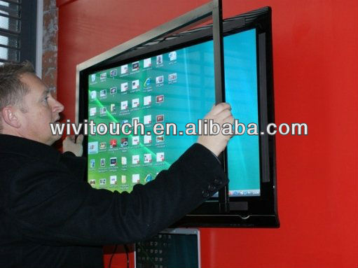 WiVi IR multi-touch frame, 65'' IR Touch frame with 32 points