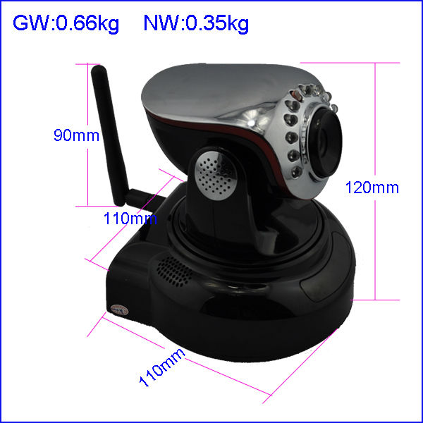 Factory price !!! cheap onvif cmos 20m ir wifi ip camera wireless from tenvis, support android/Iphone