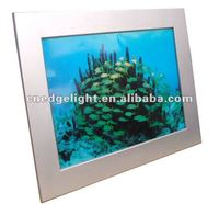 lighting photo frame display picture frame