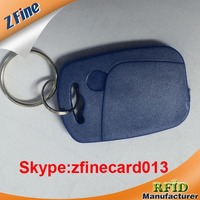 ABS RFID T5577 Contactless Key Fob/Key Tag/Key Chain for Access Control