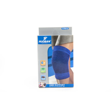 polyester cotton compression knee brace support sleeves for arthritis