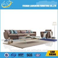 Newest Model Good Quality Design Home Furniture Sofa Set 1+2+1 Seat