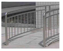 High quality stainless steel handrail for disabled porch